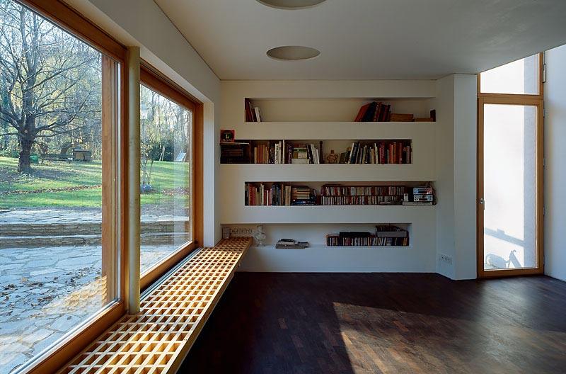 p33 zubau haus r thaler thaler architekten. Black Bedroom Furniture Sets. Home Design Ideas